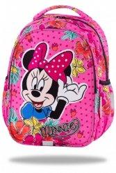 ZESTAW 3 el. Plecak wczesnoszkolny CoolPack JOY S Myszka Minnie, MINNIE MOUSE TROPICAL (B48301SET3CZ)