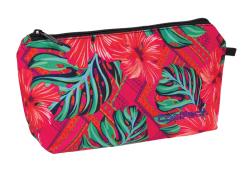 Saszetka, torba termiczna COOLPACK ICEBERG w egzotyczne kwiaty, CARIBBEAN BEACH 1094 (83058)
