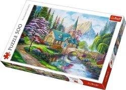 TREFL Puzzle 500 el. Leśne zacisze (37327)