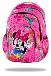ZESTAW 3 el. Plecak CoolPack SPARK Myszka Minnie, MINNIE MOUSE TROPICAL (B46301SET3CZ)