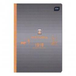Zeszyt tematyczny przedmiotowy A5 60 kartek w kratkę HISTORIA (30133)
