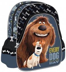 Plecak przedszkolny, wycieczkowy THE SECRET LIFE OF PETS, Sekretne życie zwierzaków domowych (70970)