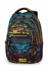 Plecak CoolPack COLLEGE TECH ukryte wzory, HYDE (B36097)