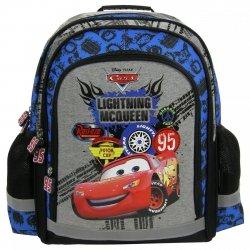 Plecak szkolny CARS AUTA, licencja Disney (PL15CA38)