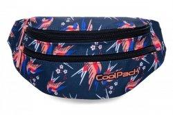 SASZETKA NERKA CoolPack na pas torba MADISON w kolibry, COLIBRI (B64012)