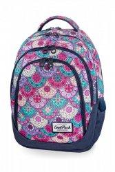 Plecak CoolPack DRAFTER w pastelowe wzory, PASTEL ORIENT (B05019)