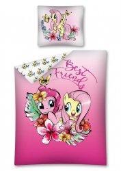 Komplet pościeli pościel My Little Pony Kucyki 140 x 200 cm (MLP29DC)