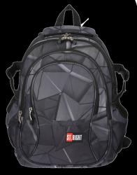 aa3b28d434fc4 Plecak szkolny młodzieżowy ST.RIGHT 3D SHAPES BP1 (21871)