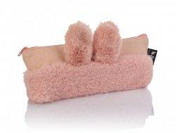Piórnik królik HASH futrzak różowy HS-93 (505019083)