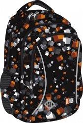 Plecak wczesnoszkolny ST.RIGHT w kostki, CUBES BP26 (21956)