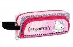 Piórnik dwukomorowy Charmmy Kitty (PCCK)