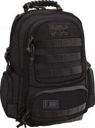 Plecak młodzieżowy ST.RIGHT czarny Military Black BP36 (19823)