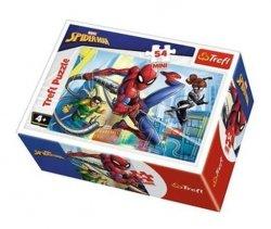 TREFL Puzzle mini 54 el. Spiderman (19607)