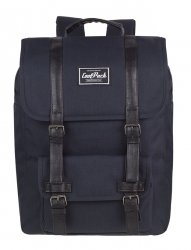 Plecak CoolPack TRAFFIC czarny, BLACK (84338CP)