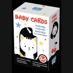 TREFL BABY CARDS Kontrasty (01592)