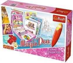 TREFL Gra planszowa Magic Pen, Disney Princess KSIĘŻNICZKI (01614)