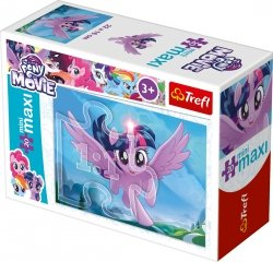 TREFL Puzzle miniMaxi 20 el. My Little Pony (21031)