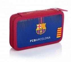 Piórnik szkolny FC BARCELONA z wyposażeniem FC-236 (503019003)