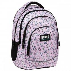 Plecak szkolny młodzieżowy BackUP 26 L jednorożce, UNICORN PASTELE (PLB3A70)