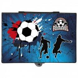 Zestaw artystyczny 71 elementów FOOTBALL Piłka nożna (ZA71PI12)