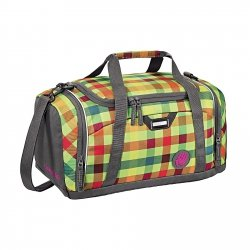 Coocazoo torba sportowa SporterPorter Hip To Be Square Green (129905)
