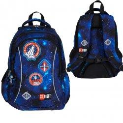 Plecak wczesnoszkolny ST.RIGHT misja kosmiczna, COSMIC MISSION BP26 (27477)