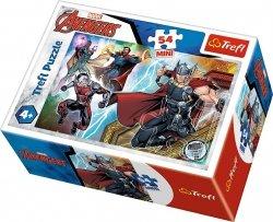 TREFL Puzzle mini 54 el. AVENGERS Thor (19616)