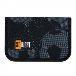Piórnik St.Right bez wyposażenia piłka nożna, FOOTBALL PC3 (27606)