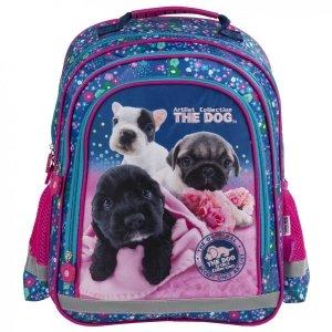 Plecak szkolny THE DOG (PL15BTD34)