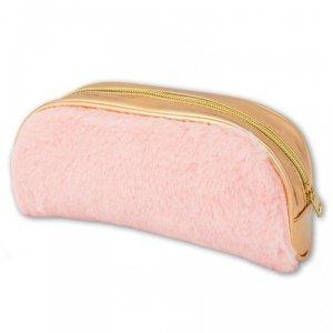 Piórnik futerkowy Pink&Gold (STN5874)