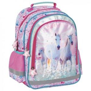 Plecak szkolny I Love Horses KONIE (PL15BKO22)
