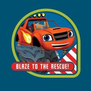 Ręcznik dziecięcy MAGICZNY Blaze i Megamaszyny 30 x 30cm (BMM201030)