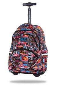 Plecak CoolPack STARR 27 L na kółkach koszykówka, BASKETBALL (C35231)