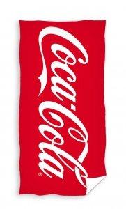 Ręcznik plażowy kąpielowy Coca Cola 70 x 140 cm (COLA191011)
