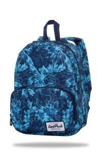 Plecak CoolPack SLIGHT niebieskie lewkonie, GILLYFLOWER (C12167)