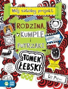 Rodzina, kumple i futrzaki - t. 12 - Tomek Łebski (37020)