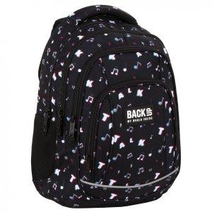 Plecak szkolny młodzieżowy BackUP 26 L TALK (PLB4A16)