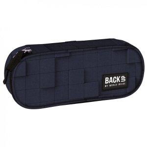 Piórnik szkolny BackUP klocki 3D (PB4A43)