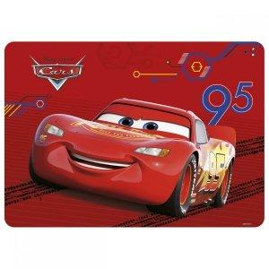 Podkładka laminowana Cars Auta, licencja Disney (PLACA46)