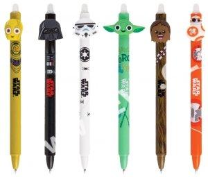 6x Długopis żelowy wymazywalny STAR WARS automatyczny (97293PTR)