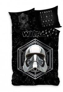 Pościel bawełniana STAR WARS Gwiezdne Wojny 140 x 200 cm komplet pościeli (ST206006)