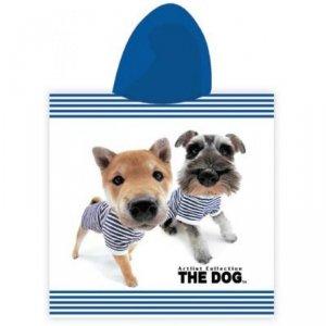 Ponczo ręcznik kąpielowy THE DOG poncho pieski (DOG03)