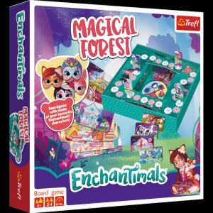TREFL Gra planszowa Magical Forest, Enchantimals (01684)