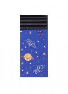 Gumka do mazania szkolna GAME OVER Kosmos (95750)