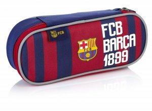 Piórnik dwukomorowy saszetka FC BARCELONA (505018003)