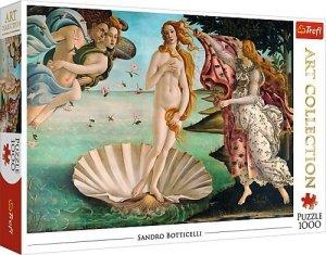 TREFL Puzzle 1000 el. Narodziny Wenus Sandro Botticelli (10589)