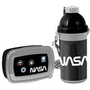 Zestaw bidon i śniadaniówka NASA Paso (PP20NS-3022+PP20NS-3021)
