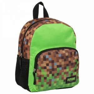 Plecak przedszkolny wycieczkowy GAME dla fana gry MINECRAFT (PL11BDF18)