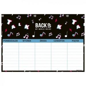 Plan lekcji BackUP TALK (PLNB4A16)TIK TOK