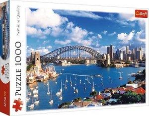 TREFL Puzzle 1000 el. PORT JACKSON Sydney (10206)